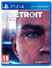 Sony Detroit Become Human (PlayStation 4) (PlayStation 4)