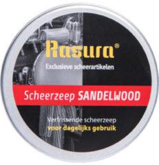 Rasura Scheerzeep Sandelwood In Blik (1st)
