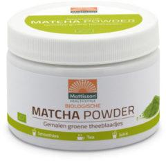 Mattisson Absolute Matcha Poeder Instant Bio (125g)