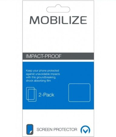 Afbeelding van Mobilize Impact-Proof 2-pack Screen Protector Samsung Galaxy S5 Mini (MOB-SPIP-S5MI)