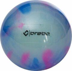 Brabo - BB3080 Brabo Swirl Balls Blue Blister - Blue - Unisex - Maat