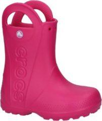 Crocs - Kids Rainboot - Rubberen laarzen maat C11, roze