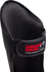 Gorilla Wear Montello Scheenbeschermers - Zwart