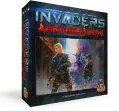 White Goblin Games uitbreiding Invaders: Armageddon (en)