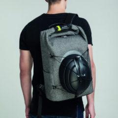 Grijze XD Design Bobby Urban Lite Anti-diefstal rugzak - Laptoptas 15,6 inch - Grey