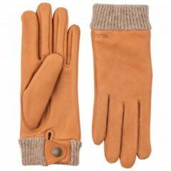 Hestra - Idun - Handschoenen maat 6, oranje/beige