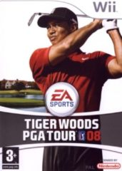 Electronic Arts Tiger Woods PGA Tour 2008