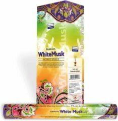 Darshan Wierook White Musk (6 pakjes)