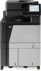 HP CLJ Enterp. MFP A 3 up naar 45 ppm A 4 /letter up naar 4100 pagina netwerk auto duplex. Kopie en scan flow kleur LJ Flw MFP M 880 z+ A2W76A#B19
