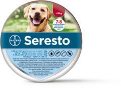 Seresto Teken- En Vlooienband Small - Anti tekenmiddel - 38 cm Tot 8 Kg