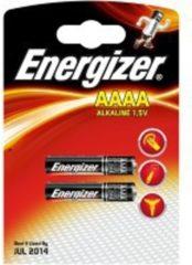 Energizer Ultra+ Piccolo mini-batterij Speciale batterij AAAA (mini) Alkaline (Alkali-mangaan) 1.5 V 2 stuks