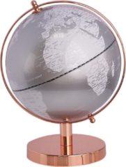 Beliani CABOT - Globe - Zilver - Synthetisch materiaal