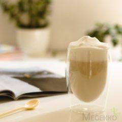 Transparante Scanpart Thermo Cappuccino glazen A2 - 30 cl
