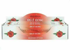 Fantasy Giftshop Wierook - Red Rose - Elements