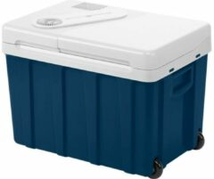 MobiCool Mobicool Kühlbox MQ40W 12/230 V A++ Koelbox Energielabel: A++ (A+++ - D) Thermo-elektrisch 12 V, 24 V, 230 V Blauw 40 l