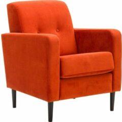 Gele Goossens fauteuil hipp