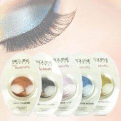 BIGUINE MAKE UP PARIS MES HARMONIES - Oogschaduw ogen kleur cosmetica - 0.8g - 10605 Beige Mondain