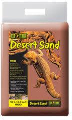 Rode Exo Terra Woestijnzand Desert Sand Rood