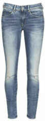 Blauwe Skinny Jeans G-Star Raw ARC 3D MID SKINNY WMN