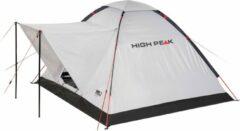 High Peak Beaver 3 Koepeltent - Pearl Grijs - 3 Persoons