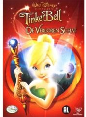 Disney TINKER BELL AND THE LOST TREASURE DVD NL