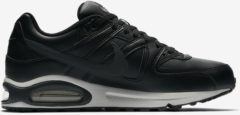 Antraciet-grijze Nike Air Max Command Leather Sneakers Heren - Black/Anthracite-Neutral Grey