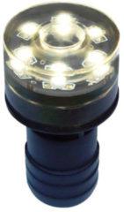 Zwarte Garden Lights 12V Fontana Kunststof LED warm wit licht onderwatermodel