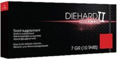 Shots - Pharmquests Shots Pharmquests pillen Die Hard II Hardcore - 10 stuks zwart,rood,blauw