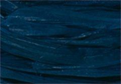 Raffia Folia bundel 50 gram koningsblauw