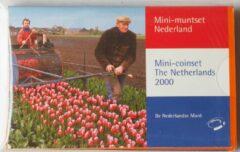 Rode De Nederlandse Munt Mini-muntset Nederland 2000