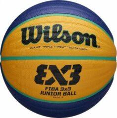 Blauwe Wilson FIBA 3X3 JUNIOR BSKT SIZE 5