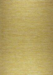 Disena Geel vloerkleed - 160x230 cm - Effen - Modern