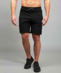 Marrald Tech Dry Shorts - korte sportbroek zwart L - performance tech heren mannen fitness gym hardloop