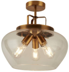 Searchlight Design plafondlamp BouleØ 40cm 8973-3BZ