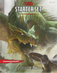 Wizards of the Coast Dungeons en Dragons Roleplaying Game Starter Set (D&D Boxed Game)