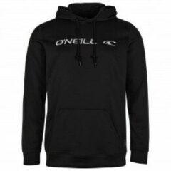 Zwarte O'Neill Sportjas Rutile Over the Head Heren - Black - L