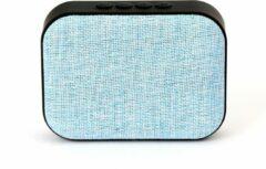 Omega OG58BL draagbare luidspreker 3 W Zwart, Blauw