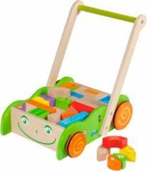 Playwood Joueco - Loopauto met blokken