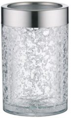 Witte Alfi wijnkoeler crushed-ice Active - Crystal