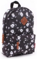 Zwarte Kidzroom Disney rugzak Mickey my little bag Black Rugzakje Mickey Black