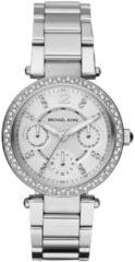 Zilveren Horloge MICHAEL Michael Kors Mini Parker MK5615 Horloge