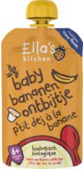 6x Ella's kitchen Baby Ontbijtje 6+ m Banaan 100 gr