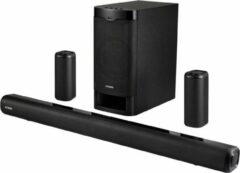 Hyundai - Surround Soundbar Set Met Subwoofer & Speakers - Cinema