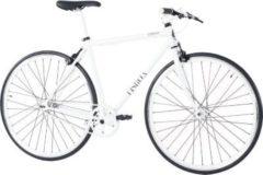 28 Zoll Herren Fixie Fahrrad Orbita... weiß