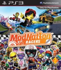 Sony interactive ModNation Racers /PS3