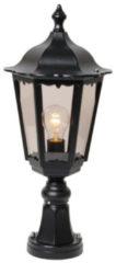 Franssen verlichting Klassieke buitenlamp Fl2062 - Cartella Kleur: Zwart - Outlet