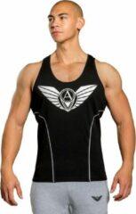 Aero wear Ascender - Tanktop - Zwart - M