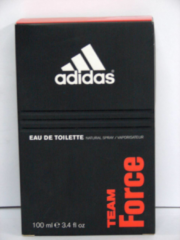 Adidas Team Force for Men - 100 ml - Eau de toilette