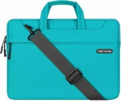 Cartinoe Starry Series Laptoptas / Sleeve 15.4 inch Turquoise