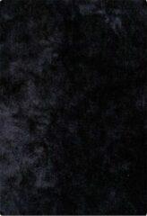 Hioshop Flagstaf vloerkleed 160x230 cm zwart.